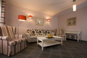 Sitting Room   Villa Dane on Island of Hvar
