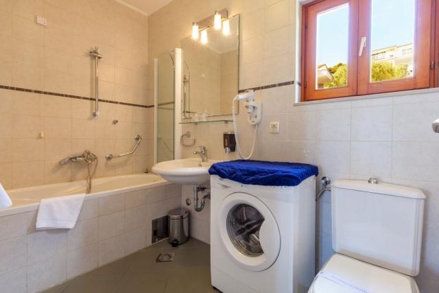 Bathroom in Villa Dane