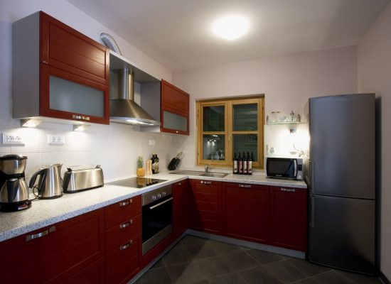 Kitchen | Villa Dane on the Island of Hvar