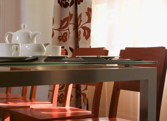 Dining Room | Rent Villa Dane